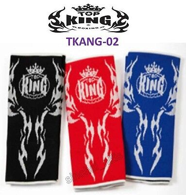 Ankle Supports Guard Tkang-02 Top King Muay Thai Boxing Fighting Mma K1