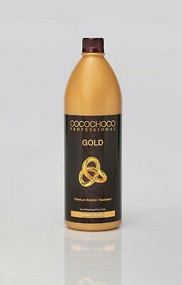 COCOCHOCO Gold for with 24k liquid gold formula - For super shiny hair free ship