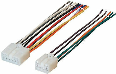 Wire Harness for Factory Radio Toyota Scion Geo Lexus For Stereo Installation