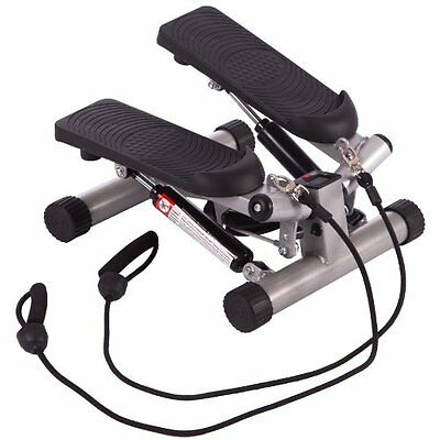 Ultrasport Swing Stepper Incl. Resistance Cords Training Sporting Goods Fitness