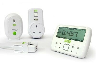 Efergy EcoTouch Home Energy Smart Meter - GorillaSpoke for Free P&P Worldwide!
