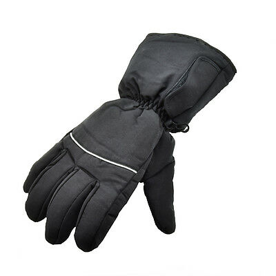 Winter Warm Electronic Heated Battery and USB Heating Gloves for Outdoor 1 Pair