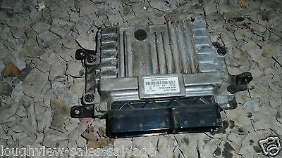 2007 New Model Kia Sedona 2.9 Crdi 16V 5 Speed Manual Ecu Unit Brain 2008 2009