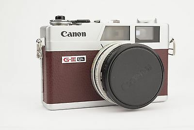 Canon QL17 G-III QL Replacement Cover - Laser Cut Recycled Leather