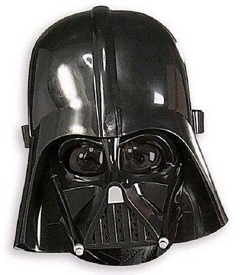 Adult Darth Vader Mask Star Wars Cosplay Costume Fancy Dress Party Mask