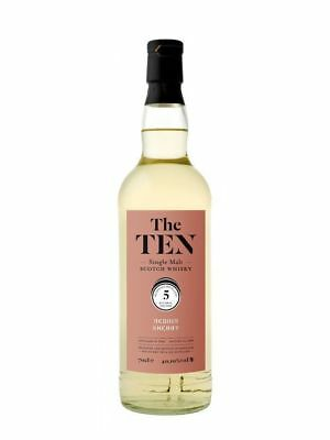 Edradour 7yo The Ten Single Malt Scotch Whisky 700ml
