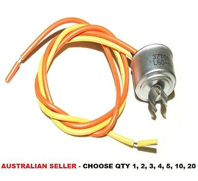 Defrost Termination Thermostat With Clip Ge, Whirlpool, Hoover, Amana, + More
