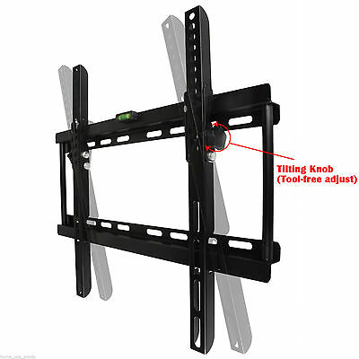 Inclinable plasma TV support mural pr Samsung LG Sony 23 26 30 32 37 42 48 55