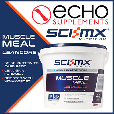 Sci-MX Muscle Meal Leancore (5.17kg)  Advanced Protein - FREE Next Day Delivery!