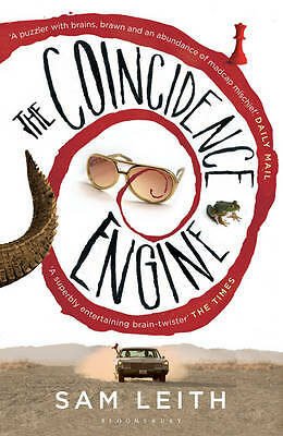 The Coincidence Engine BRAND NEW BOOK by Sam Leith (Paperback, 2012)