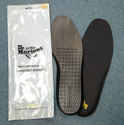 official images autumn shoes hot products GENUINE DR MARTENS Comfort Insole Smartmask | FREE UK ...
