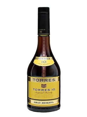 Brandy Torres 10 - 70 Cl. 38 % vol.  Spagna