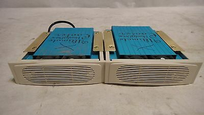 Beige Ultimate Hard Drive cooler with 2 fans