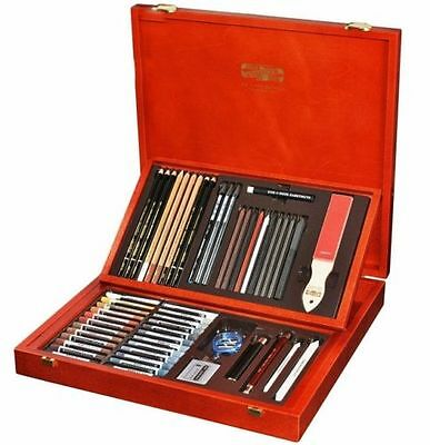 Artistic set ARTSET GIOCONDA 8896 KOH-I-NOOR in a wooden box
