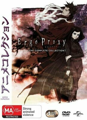 Ergo Proxy: The Complete Collection DVD R4