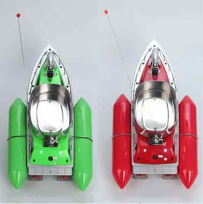 Pesca BARCA RC 5HR Esche Pescare BARCHINO RADIOCOMANDATO FINDER fishing boat