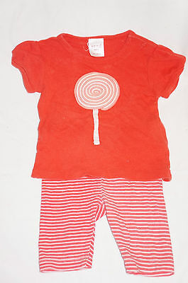 Seed Baby girl T shirs 3-6 month