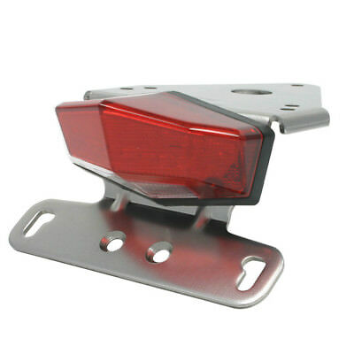 DRC NEW Kawasaki KLX250 09-16 Edge-2 LED Motorcycle Aluminium Tail Light Holder