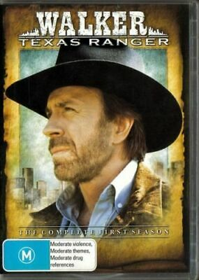 Walker Texas Ranger: Season 1 DVD R4