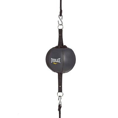 Everlast Everhide Double Ended Speed Bag Grey Training Sporting Goods Fitness