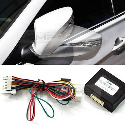 Side Mirror Auto Lock Folding Relay System SH-3 For HYUNDAI 09-17 Genesis Coupe