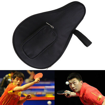 PRO Table Tennis Racket Case Waterproof Ping Pong Paddle Bat Ball Bag