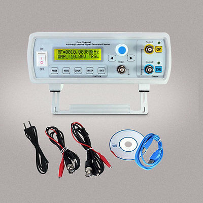 FY3224S 24MHz Dual-channel Arbitrary Waveform DDS Function Signal Generator Nue
