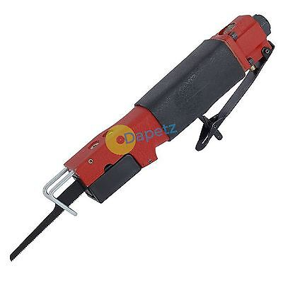 High Speed Pneumatic Air Powered Body Cut Off Saw Tool + 2 Spare Blades