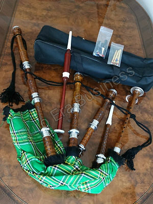 Great Highland scottish bagpipe (Learn To Play) Beginner Package By Euro Era