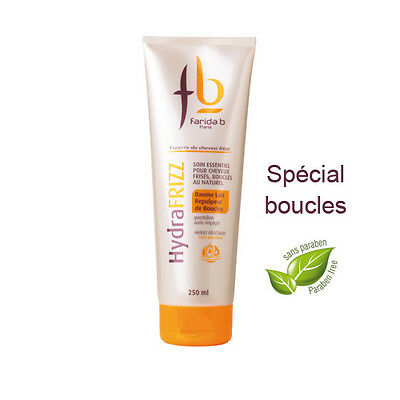 Baume repulpeur de boucles 250ml Farida B