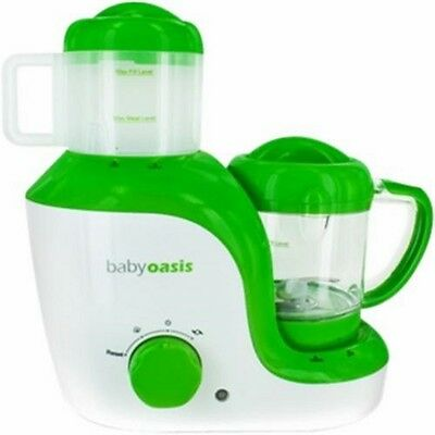 NEW Smart Planet Bfm1 Baby Food Maker All In One Steamer And