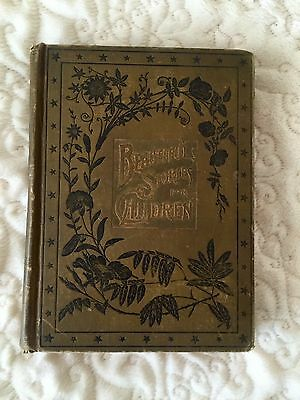 Vintage Rare Antique Book Beautiful stories for Children by Mary Abbot Rand 1890