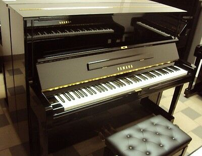 Yamaha U1 Upright - Fully Reconditioned-5 Year Guarantee