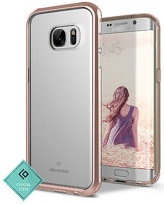 For Samsung Galaxy S7 Edge Caseology® [SKYFALL] Shockproof Slim Clear Case Cover