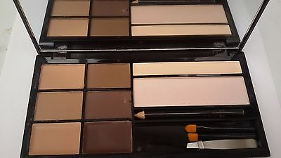 REVOLUTION MAKEUP Brow  Eyebrow Palette Kit ( Fair to Medium )