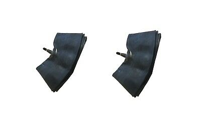 TWO Premium Farm Implement Tire Inner Tubes fits 4.00-15, 5.00-15, 5.90-15