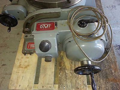 "600 pound tilting optical rotary table 16"" precision+++  Priced to sell!"