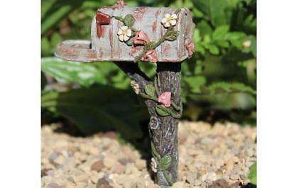 Miniature Dollhouse FAIRY GARDEN - Country Mailbox - Accessories