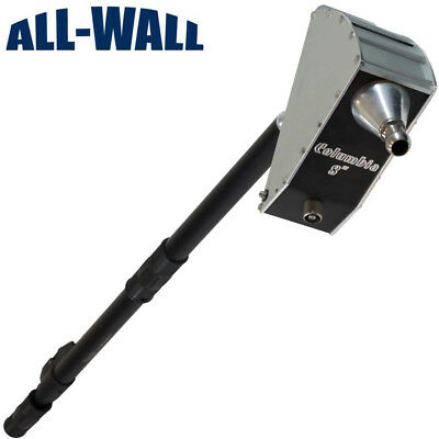 "Columbia 8"" Drywall Finishing Angle Box w/Extendable Handle 36""- 60"""