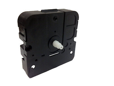 *NEW* Takane Easy Snap-In Clock Movement with Press-On Hands - Short  (C-559)