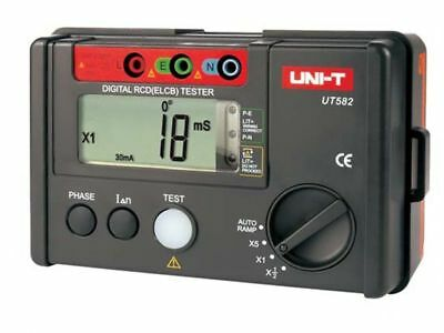 RCD tester fully portable