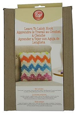 Learn to Latch Hook Beginners Pack