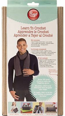 Learn to Crochet Beginners Pack