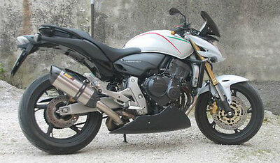 Honda Hornet Puntale Trofeo Cup Challenge Anno 2007 / 2014 Nero Opaco