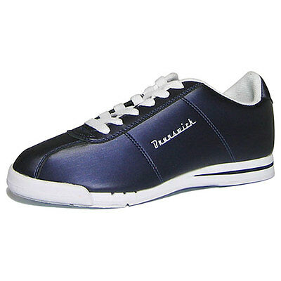 Brunswick Star Purple/White Womens Ten Pin Bowling Shoes - size 3 - new
