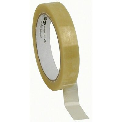 12 x ROLLS OF CLEAR STICKY PACKAGING OFFICE TAPE 24MM x 66M ADHESIVE SELLOTAPE