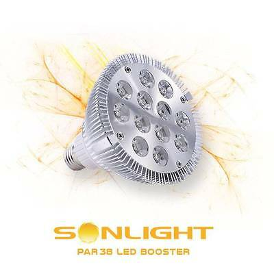Lampada E27 LED Booster per Piante // Sonlight PAR38 Agro 36W (Grow+Bloom)