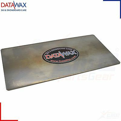 Datawax Data Wax Steel Ski Snowboard Tuning Base Scraper Repair Tool