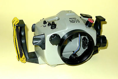 SUBAL ND70 CUSTODIA SUB  HOUSING UNDERWATER  PER NIKON D70 e d70s