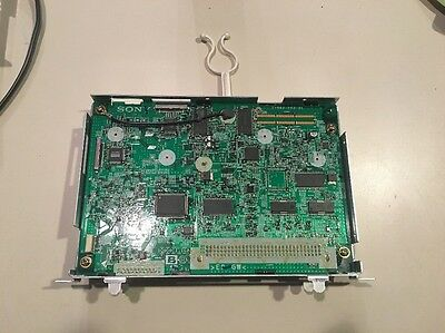 Sony Dlp Tv Digital Video Board 1-863-203-31 From Kdf-55Xs955